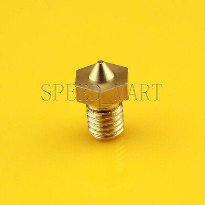 0.5mm Nozzle 3D Printer Extruder Head Hot End for J-head 3.0mm Filament 2