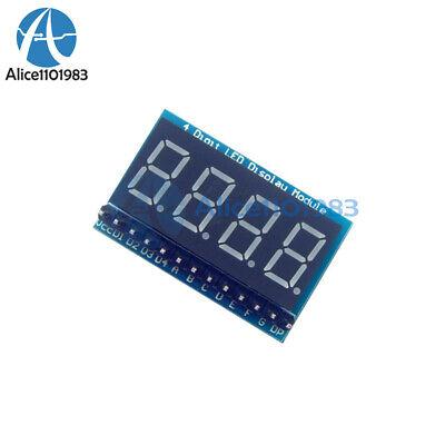 4-Digit 8 Paragraph LED Display Board  Digital Tube Display Module M119