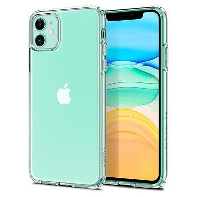 iPhone 11, 11 Pro, 11 Pro Max Case | Spigen® [Liquid Crystal] Clear Cover 5