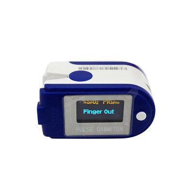 CONTEC Pulsmessgerät Finger Pulse oximeter USB-Anschluss 24H RECORDER 50D+ SPO2