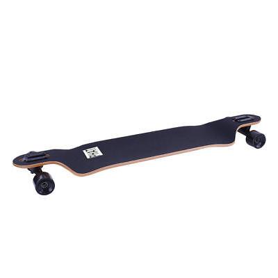 "41""Inch Longboard Skateboard Drop Longboard Cruiser Through downhill Complete 4"