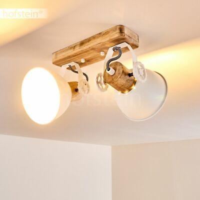 Decken Lampe grünHolz Wohn Schlaf Zimmer Raum Beleuchtung