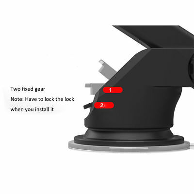 Universal Car Holder Windshield Dash Suction Cup Mount Stand for Cell Phone GPS 5