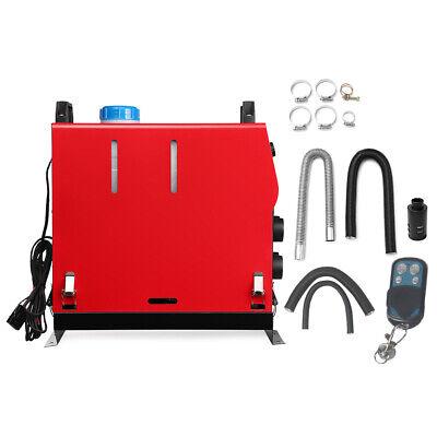 12V 5KW Diesel Air Heater Remote Control LCD Display For Truck Van Motorhome UK 8