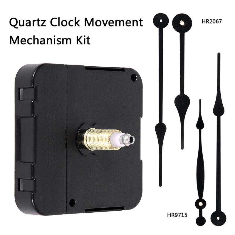 Long Hand Quartz Clock Movement Mechanism DIY Kit Battery Powered Hand Tool 2