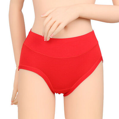 Silky Soft Bamboo Knickers Pants Briefs Moisture Absorbing Multi Colours Packs 7