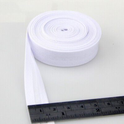 100% Cotton Bias Binding Tape Folded 16mm Wide 5/8 Inch Trimming/Edging/Quilting 6