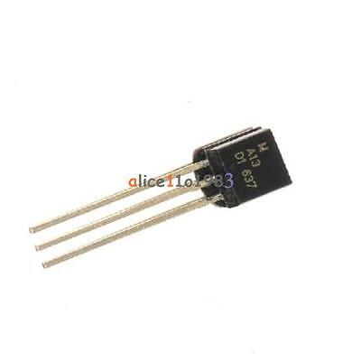 5 pcs OF MPSA13 Darlington Transistor NPN
