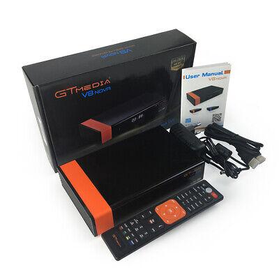 V8 upgrade Gtmedia V8 NOVA Satellite TV Receiver DVB-S2 Built-in WIFI 5