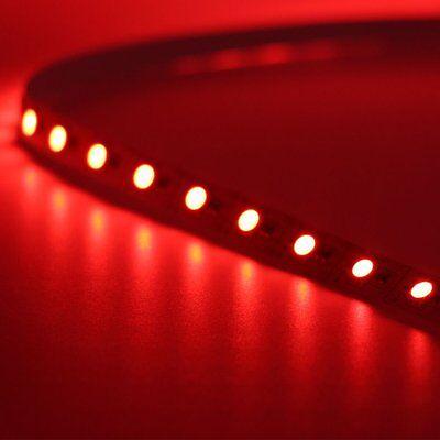 5V 5050 60SMD/M RGB LED Strip Light Bar TV Back Lighting Kit+USB Remote Control 11
