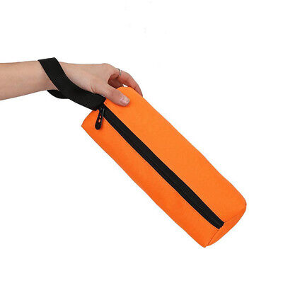 Électricien Zipper Storage Tool Pouch Small Parts Hand Plumber 4