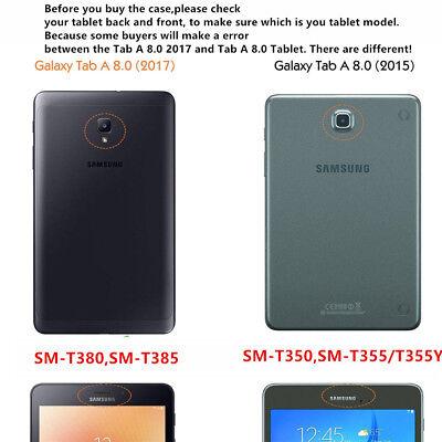 "AU For Samsung Galaxy Tab A 8.0"" 2017 Tablet Kids EVA Safe Shockproof Cover Case 2"