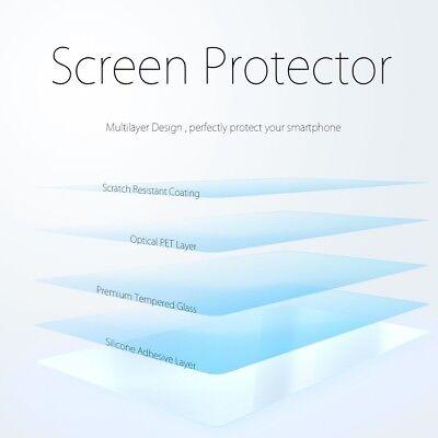 Cristal Templado 3D IPHONE 7 / IPHONE 8 / SE 2020  Protector CURVO NEGRO a3800 3