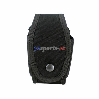 """Security Nylon Handcuff Holster Enhanced Molded Pouch Case fit 2.25/"""" Duty Belt"""