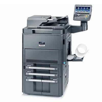 KYOCERA TASKALFA 6501I Monochrome Laser Copier Printer Scanner 4501i 5501i