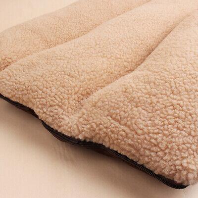 Large Pet Bed Mattress Dog Cushion Pillow Mat Washable Soft Winter Warm Blanket 11