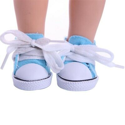 Winter Glitter Doll Shoes For 14 Inch American Girl Dolls Accessory Girl's Toy 3
