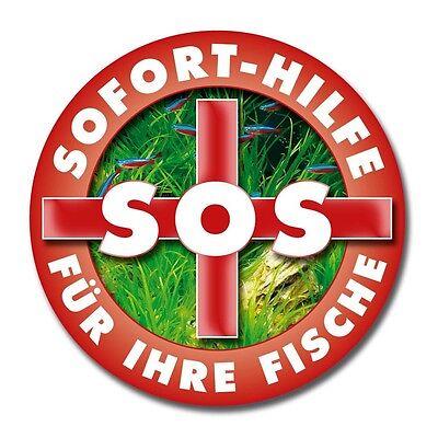(39,96€/kg) AQUALITY Ektovec SOS Soforthilfe 250 g gegen Unwohlsein der Fische 2