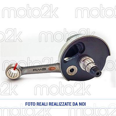 Albero Motore Racing Anticipato Piaggio Vespa Pk Xl Hp 50 125 Ape Cono Grande 20