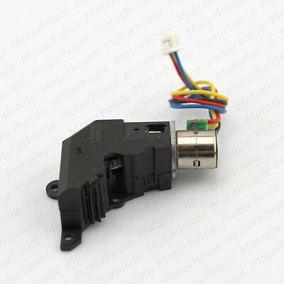 Worm Gear Stepper Motor 3V~5V 2 phase 4 wire micro-reducer gearbox 3 Motor Hole 4