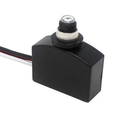 Zing Ear SNR-250RY LED Photocell Light Sensor Photoelectric Dusk To Dawn Switch