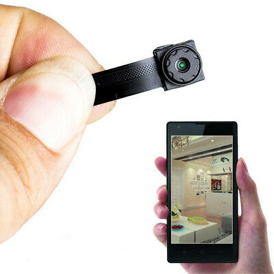 WiFi Mini Hidden Spy Camera Wireless HD 1080P Digital Video Motion Activated Cam 6