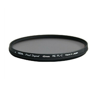 HOYA Digital CPL CIRCULAR Polarizer Camera Lens Filter for SLR Camera 49mm Pro1 3