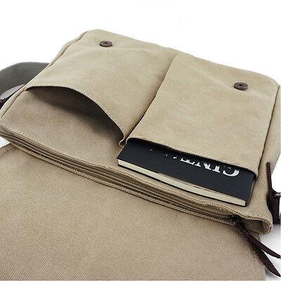 My Neighbor TOTORO Fashion Canvas Shoulder Messenger Bag School Bag Kid Gift 5