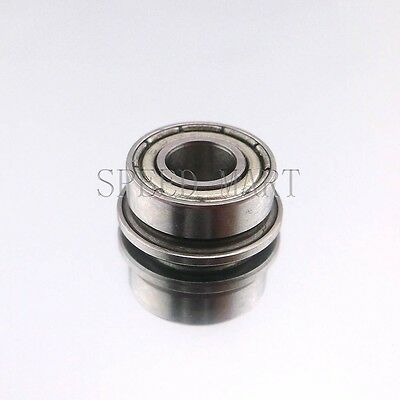 5mm*11mm*5mm F685zz Mini Metal Double Shielded  Flanged  Ball Bearings