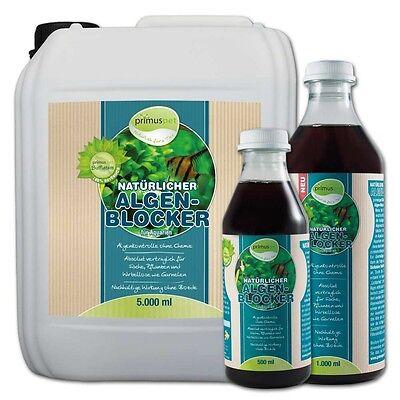(4,00€/l) primuspet Algen-Blocker wirkt natürlich bei Algen im Aquarium 5000 ml 3