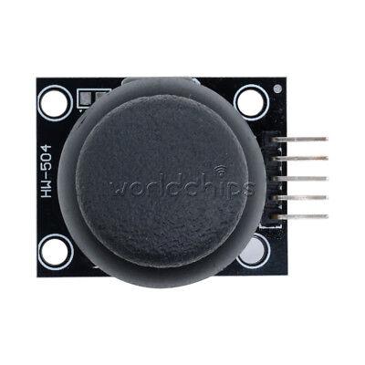 2Pcs 5Pin JoyStick Breakout Module Shield PS2 Joystick Game Controller 5