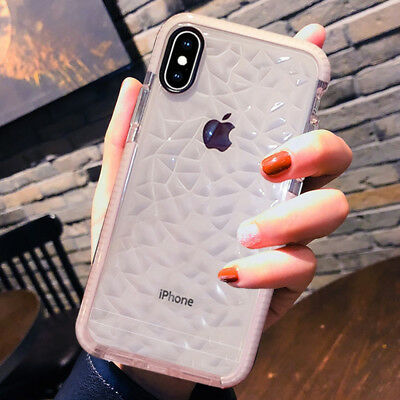 For iPhone 11 Pro Max XS Max XR X 8 Plus Shockproof Case Cute Girly Luxury Cover 3