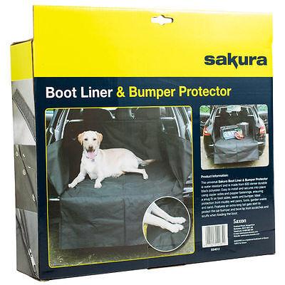 Heavy Duty Car Rubber Waterproof Boot Liner Mat Mesh Grill Dog Barrier Guard XL