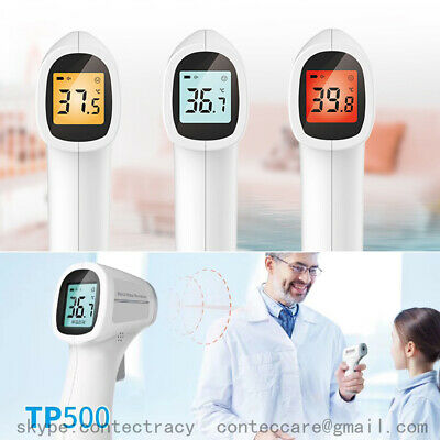 IR Infrared Digital Forehead Thermometer Non-Contact Baby Adult Body Thermometer 3