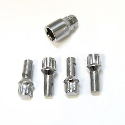 Febi Radschraube 09805-m14 x 1,5 mm longueur du filetage 25 mm pour Acier jante Mercedes