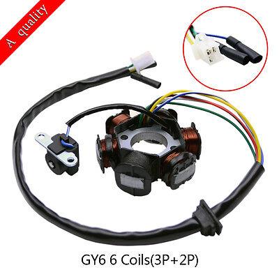 Gy6 50cc No Spark