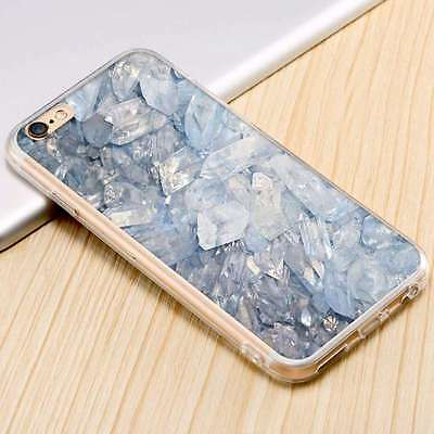 Diamond Pattern Soft Silicone TPU Case Bumper Cover for iPhone Samsung Huawei 6