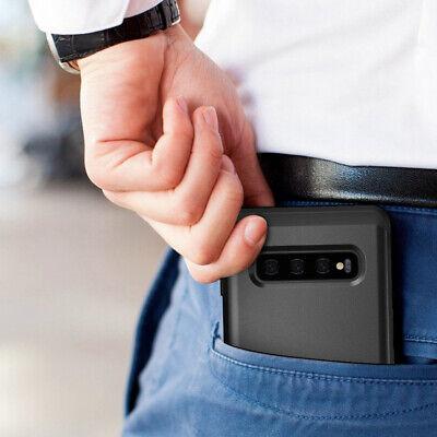 Samsung Galaxy S10 case S10 Plus Case ZUSLAB Hybrid Shield Shockproof Slim Cover 8