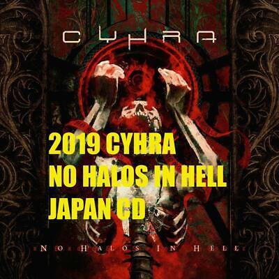 2019 Cyhra No Halos In Hell  Japan Cd 3