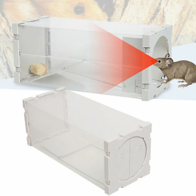 Professional Rodent Box Trap Station - Rat Mice Mouse - No Poison Bait Inc. 6