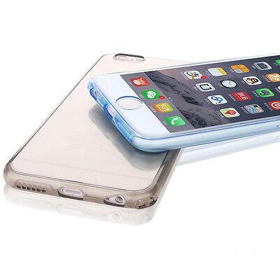 Coque Housse 360 Silicone Integral Pour Samsung S8/s9/s5/s6/s7/edge J3/j5 A5/a8 9