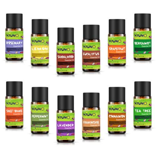 KIUNO 100% Natural Pure Natural Essential Oils Therapeutic Grade Aromatherapy AU 2