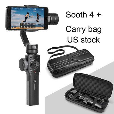 Zhiyun Smooth 4 Black Gimbal Stabilizer for Smartphones Camera NY STOCK 2