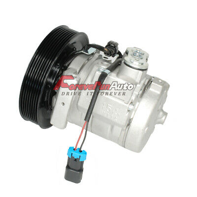 A//C Compressor Fits Freightliner Cascadia 2010-2011 OEM 10S15C 8 Groove 198372