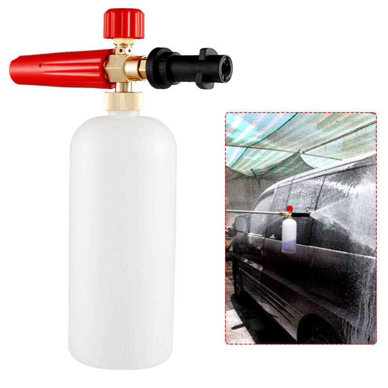 1000ml Pressure Washer Snow Foam Gun Car Wash Bottle Lance For Karcher K2-K4 Kit 9