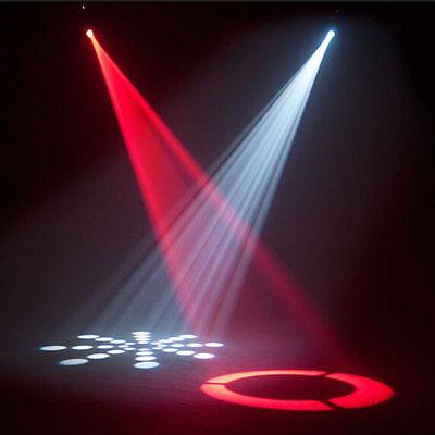 60W RGBW Stage Light LED Spot Moving Head Lights DMX Disco DJ Party Lighting 6