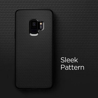 For Galaxy S9 / S9 Plus   Spigen® [Liquid Air] Slim Protective Case Cover 8