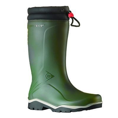 Mens Ladies Dunlop BLIZZARD Waterproof Wellingtons -15°C Mucker Derry Boots 6