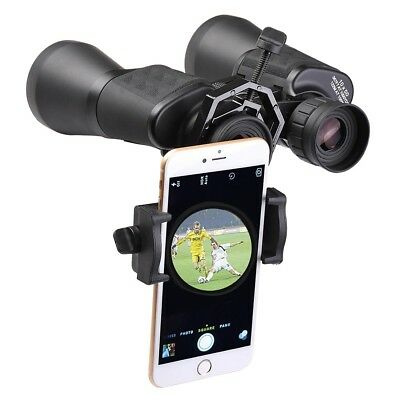 Telescope Mobile Phone Adapter Microscope Mount Holder Spotting Scope Binocular 6