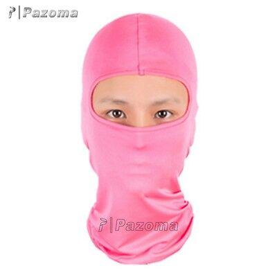Motorcycle Cycling Ski Balaclava Full Face Mask Outdoor Bike Neck Protecter Mask 8